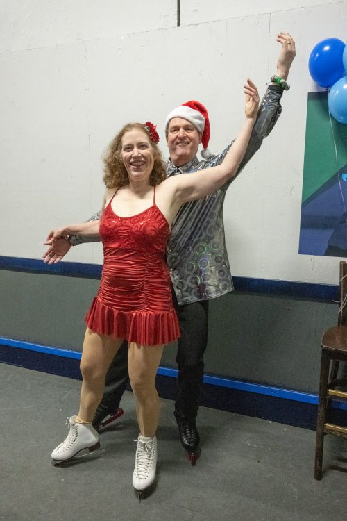 Holiday Ice Show Duet