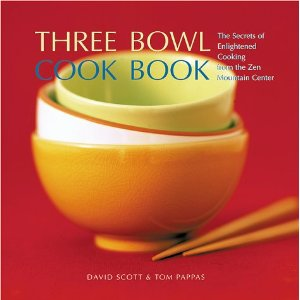 Dinner from the Three Bowl Cookbook