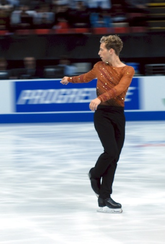 Skate America 2013, the Men's Free Competition