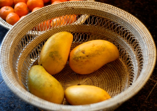The best mangoes