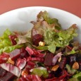 Bibb salad with roasted beet. radicchio, and hazelnuts (1)