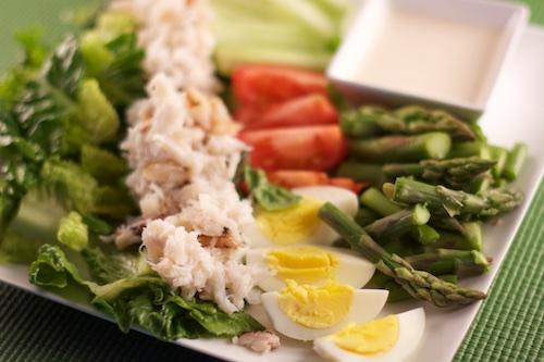 Food Network Shrimp Louie Salad