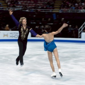 Skate America 2013, the Free Dance Competition