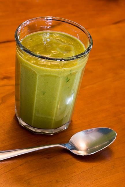 Green Velvet Smoothie