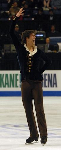 Ryan Bradley finishing program 2010 Nationals