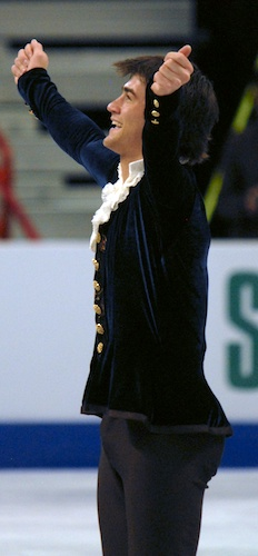 Ryan Bradley receiving standing ovation for his Mozart program,  2010 Nationals
