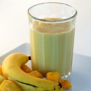 banana mango smoothie (1)
