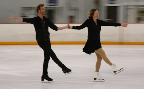 Ten Fox Bronze Ice Dance Test