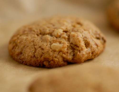Gluten-free Oatmeal Raisin Walnut Pecan Cookies | Baking with Duck Eggs