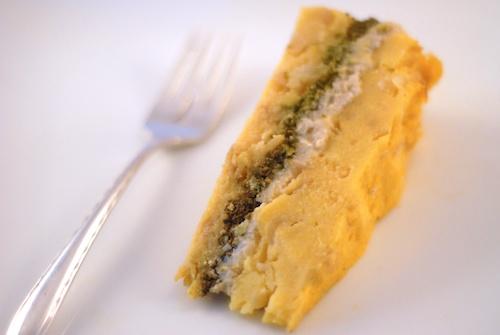 polenta torte the next day (1)