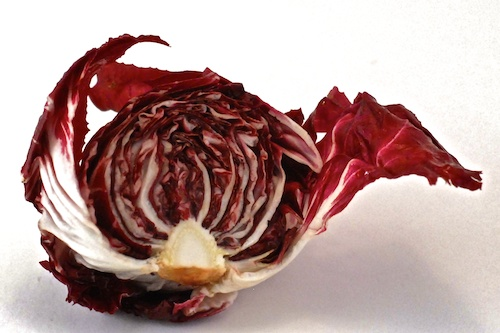 Radicchio+Bibb+Lettuce taking the bite out of radicchio enjoy the ...