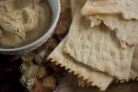 Artichoke Roasted Hazelnut Dip