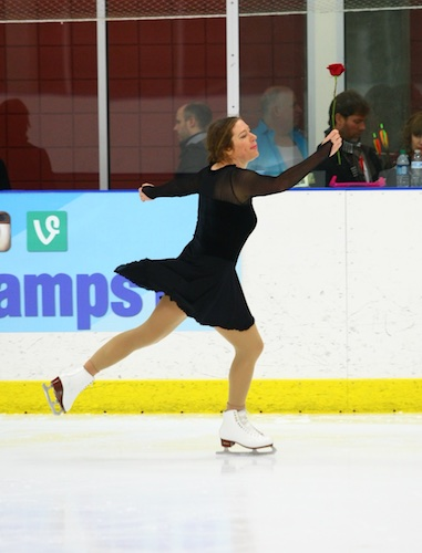 skating rose program