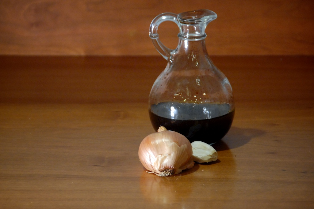 Shallot Salad Dressing