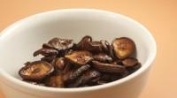 Vegetarian Mushroom 'Bacon'