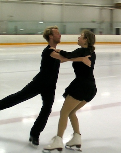 Willow Waltz Bronze Ice Dance Test