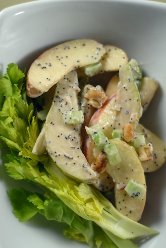Poppyseed Dressing (silken tofu-based)